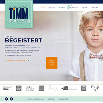 Webdesign Hamburg Website Mode