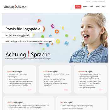 Webdesign Hamburg Arzt Homepage